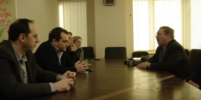 Meeting with Ministry of Labor, Health and Social Affairs, Georgia