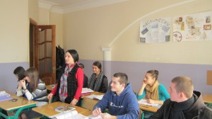 Program Chance focuses on orphans in Tbilisi, Georgia